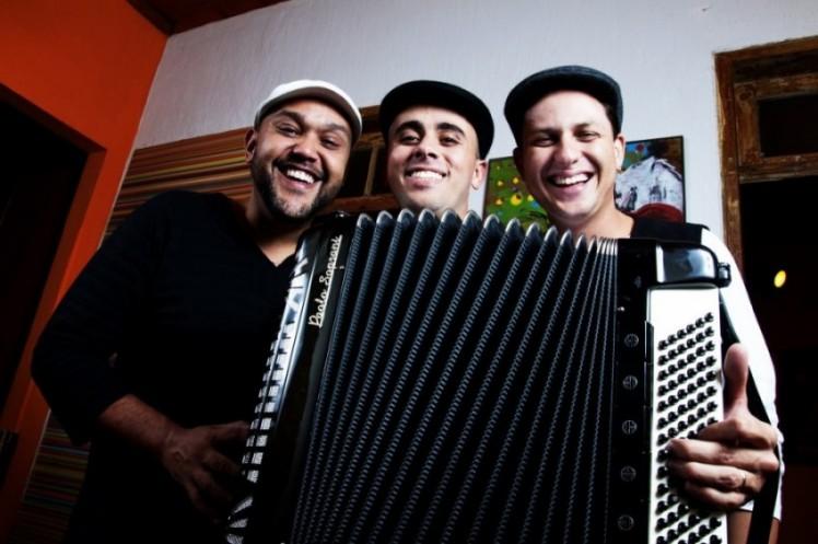 Trio Lampião no Música Na Varanda